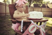 Girls 1st Birthday