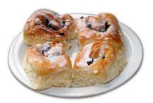 Chelsea buns old style