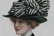 1900-1920 bonnets