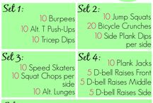 Fit Body Boot Camp / by Allison Marie