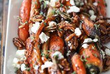 Kos: groente - wortels
