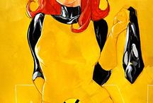 Marvel Girl / Jean Grey-Summers