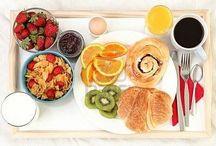 ~ Petit déjeuner ~