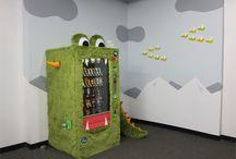 Design vending machine / by Dominique Wong