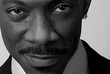eddie murphy / iconic funny man and ladies man  my idol / by Cameron Phillips