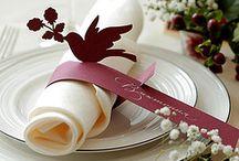 napkin setting