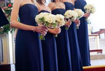 bridesmaid ideas / dress and flower ideas for my girls!!!