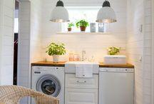 Gillestuga/tvättstuga/spa