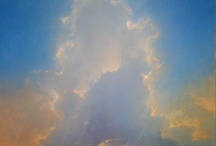 Landscape & Cloud Painting