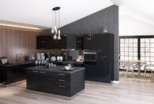 Kitchens / Bucatarii / Kitchen furniture - smart, medium, luxury, classic & print.  Mobilier bucatarie - economic, mediu, lux, clasic si print.