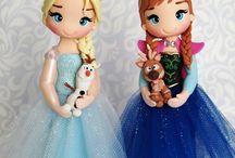 Ana y Frozen