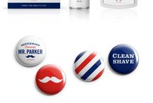 Barber Brand Identity