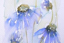 Watercolours / Things I love or would like to paint