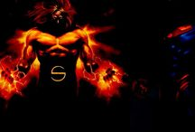 SENTRY AND SUPERMAN