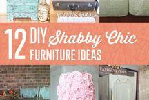 DIY furniture & home decor