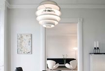 Lighting: cool lamps