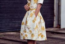 Invitadas a bodas / Looks, complementos, inspiración, vestidos, zapatos, tocados, bolsos. / by enfemenino
