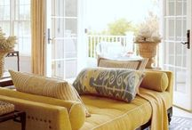 daybeds / by Kris Gamil