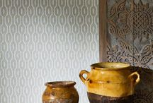 SFOB - Reading Room Wallpaper & Blind Fabric