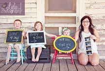 All things baby / Baby accessories and other awesome ideas for announcements.