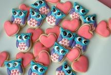 Cute Cookies / by Heather Dzioba