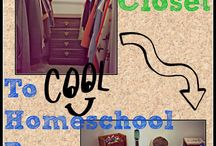 Home Schooling / by Kristie Fullbright Buie