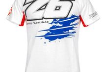 Dani Pedrosa Merchandise / The items all DP26 fans only dream to own, check them all out here available from the All Stars Direct site. Whether your just kickin' back watching MotoGP at home on a Sunday or if your at the track races your going to love these to support your favourite rider Dani Pedrosa. T-shirts, Hoodies, Caps, Beanies and Acessories you name if we've got it!