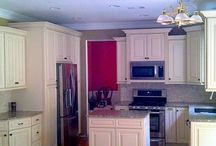 """Steve & Jennifer's Kitchen / Whoever said """"White kitchen's are out"""", clearly has not seen Steve & Jennifer's beautiful design"""