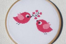 cross stitch ° embroidery