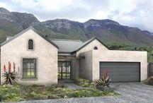 Cape Vernacular homes