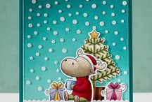 Cards - MFT / Merry Christmoose