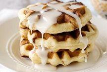 #wafflesunday / everything waffles