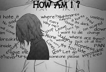 Me / How I feel everyday