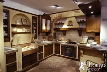 Cucine-Arredi rustici