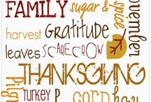 Thanksgiving / by Donna J. Jackson