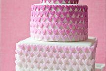 Ombré Cake Designs