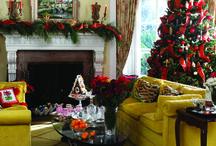 Christmas season/decors