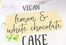 vegan food / all the yummy vegan food i can find :)