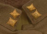 colonial uniform / rózne takie