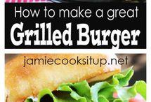 Burgers / Hamburgers