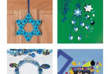 Hanukkah Thematic Unit - Hanukkah Unit of Study / by Dee Newhall