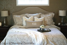 Master bedroom / by April Kerwood