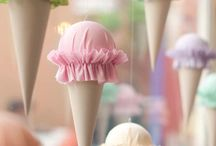 decoração sorveteria