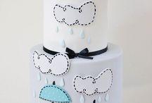 Baby Shower Cake Inspiration / Baby Shower Cake Inspiration