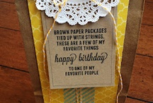Gift ideas  / by Kellie Partin