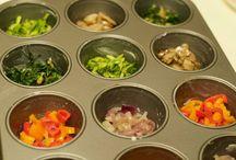 frittatine di verdure