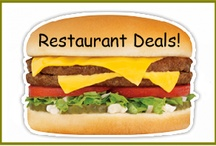 Restaurant Deals/Coupons/Freebies / by Cathy Supersavinmomma