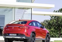 Mercedes-Benz GLE Coupe / by Mercedes-Benz USA