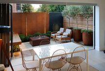 Garden design for modern living