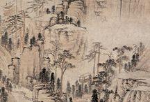 Huang Gongwang - 黃公望 - 황공망 -